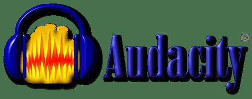 Werken met Audacity