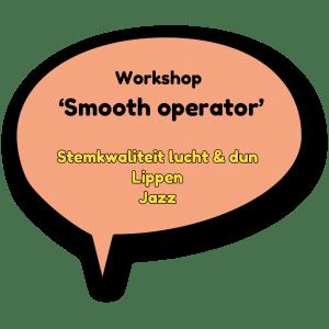 workshop online zingen jazz
