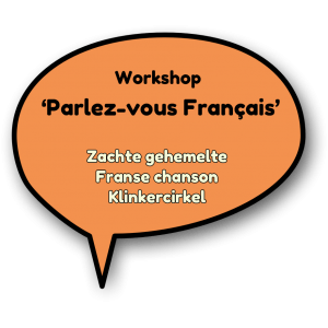 workshop online zingen franse chanson